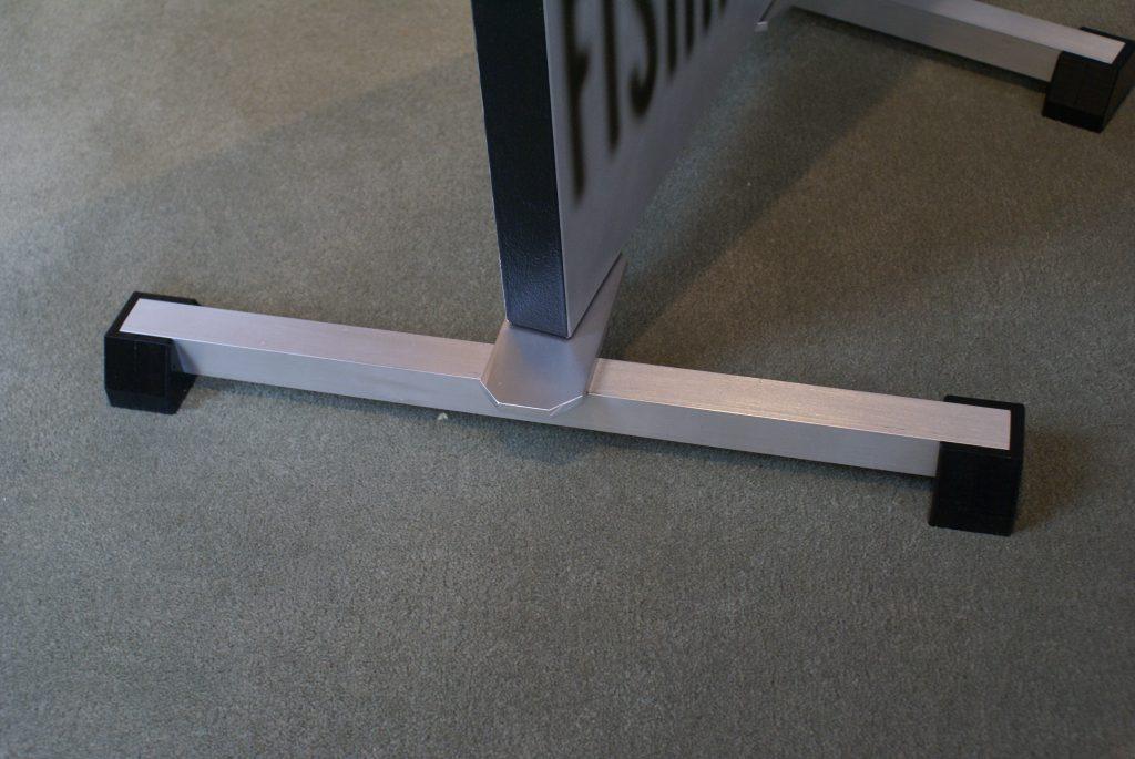 Custom aluminum hardware